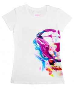 T-shirt, Kudinova Dasha